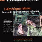 Revue RELATIONS, iconographie, artiste invitée, No. 704, février 2012.